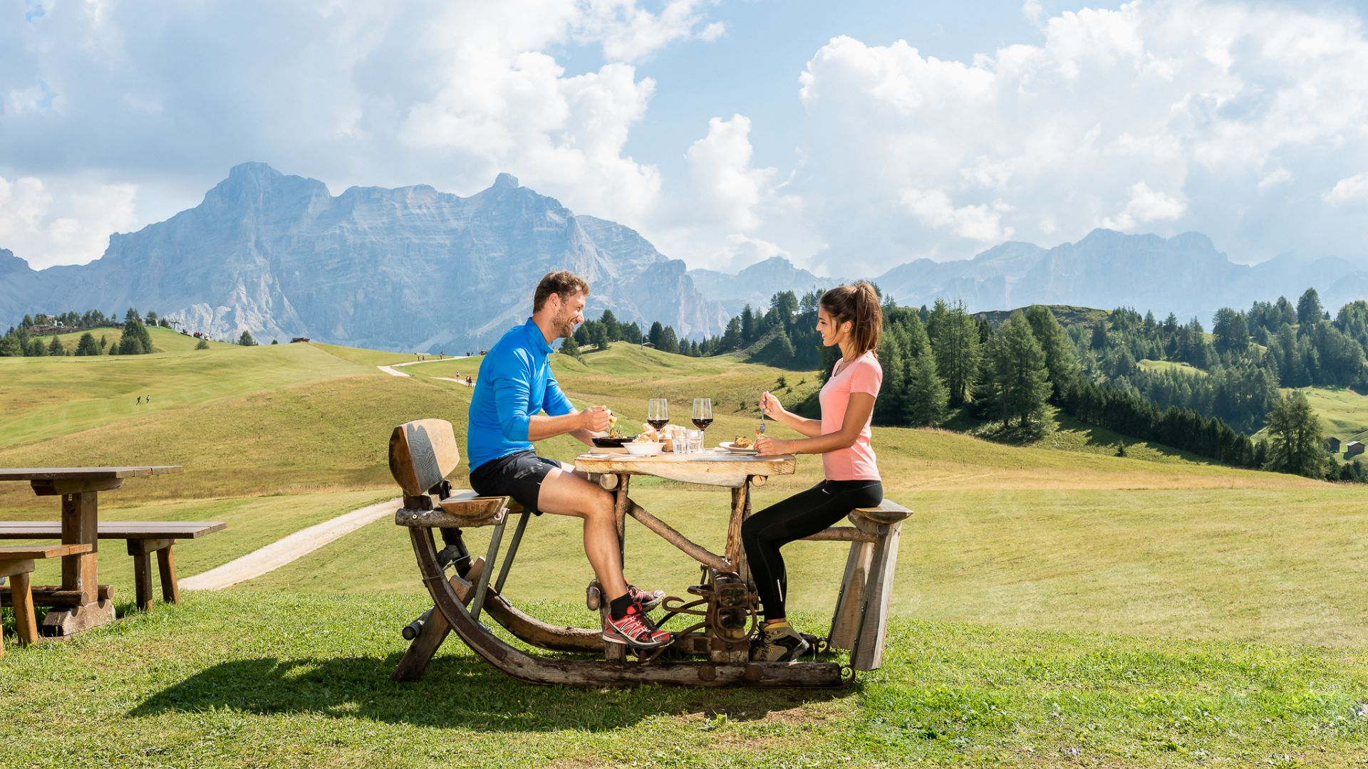 Immagine: estate in Alta Badia